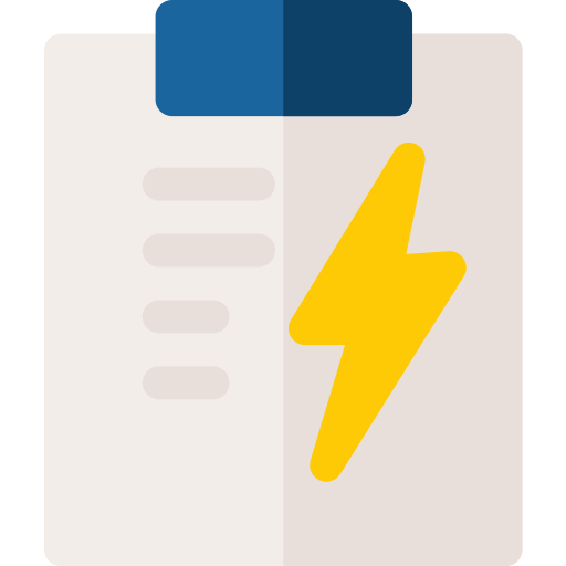 electrical document icon